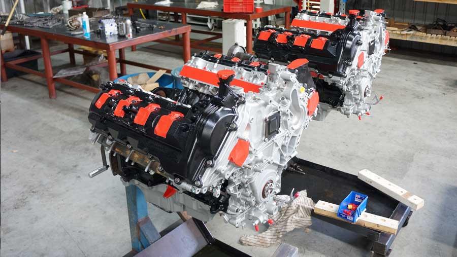 Toyota Landcruiser Diesel Engine Rebuilds